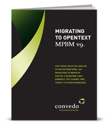 Migration to OpenText MBPM v0